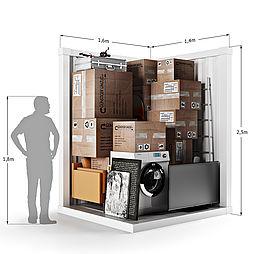 Lagerraum Privat Möbel Einlagern Zürich
